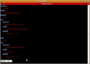 source-highlight SQL file