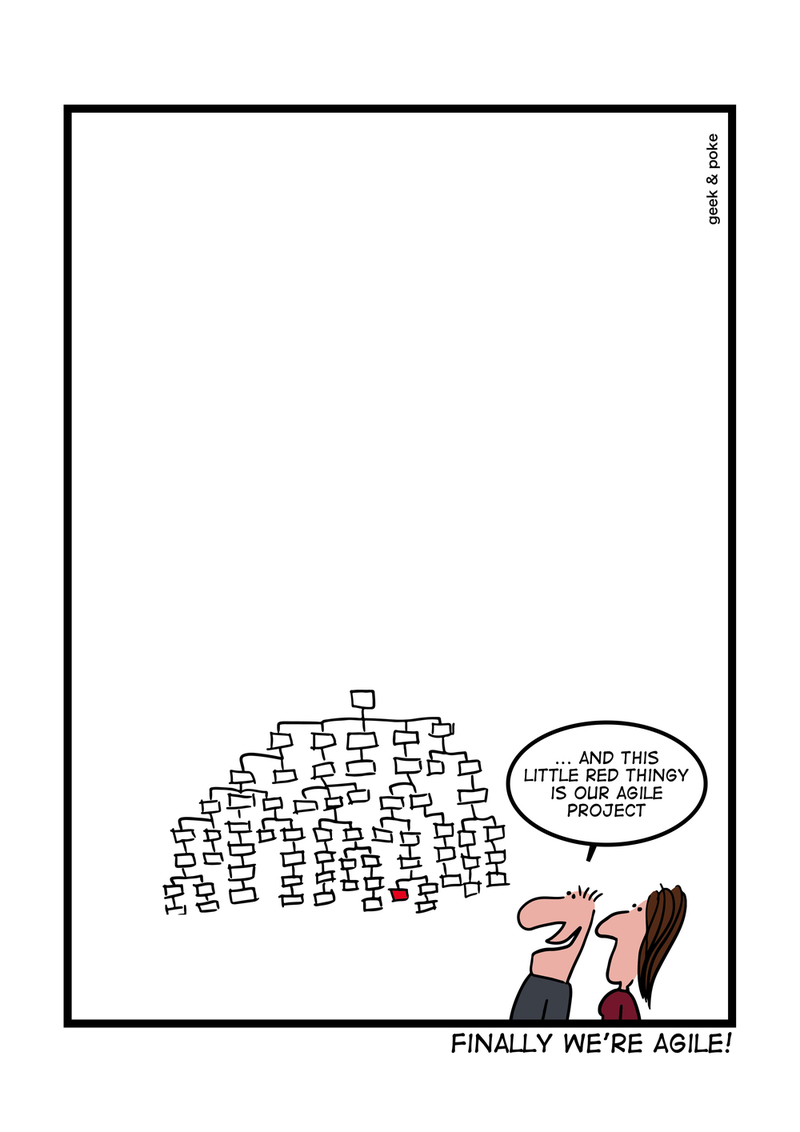 Geek and Poke latest comic